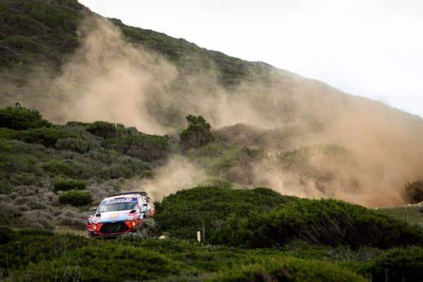 Dani Sordo vince il Rally di Sardegna, Neuville beffa Ogier negli ultimi km!