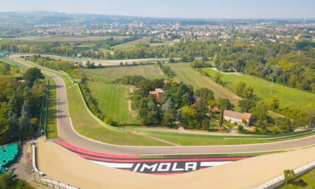 Circuito Enzo e Dino Ferrari di Imola.