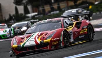 GT World Challenge: Pier Guidi e AF Corse sono campioni Endurance al Paul Ricard