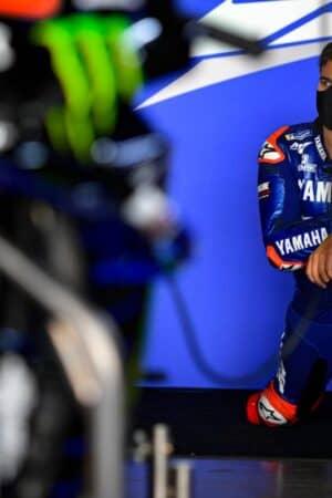 """Lorenzo: """"Crutchlow sarà ottimo per testare la resistenza della moto alle cadute"""""""
