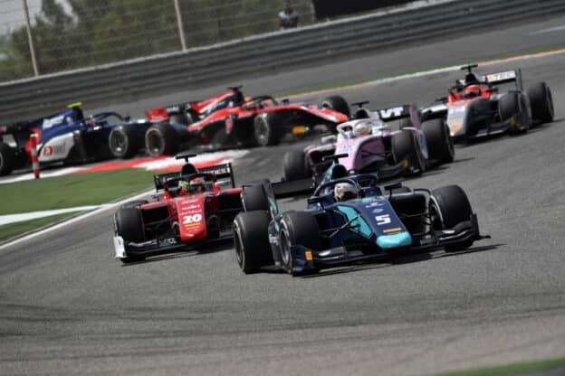 Bahrain Formula 2