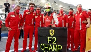 Mick Schumacher, campione Formula 2 2020