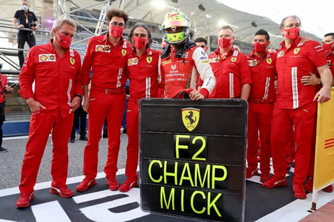 Credit: @Scuderia Ferrari Press Office
