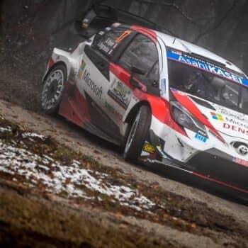ACI Rally Monza: Ogier primo al termine della PS 1, Evans si gira nello Shakedown