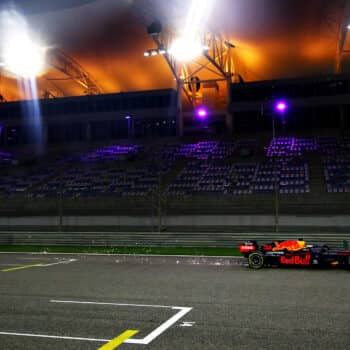 Le FP3 del GP di Sakhir vanno a Max Verstappen. 2° Bottas, 7° Russell
