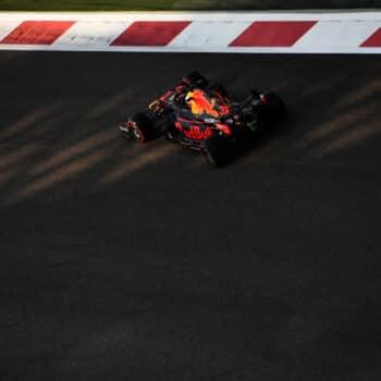 E' 1-2 Red Bull nelle FP3 del GP di Abu Dhabi. 6° Hamilton, fuori dai primi 10 le Ferrari