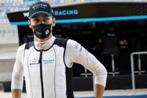 George Russell (GBR) Williams Racing. Bahrain Grand Prix, Saturday 28th November 2020. Sakhir, Bahrain.
