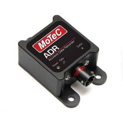 Esempio di ADR fabbricato dalla Motec, usato anche sulle vetture GT.