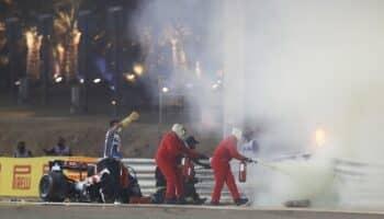 Incidente Grosjean: le reazioni degli altri piloti del Circus