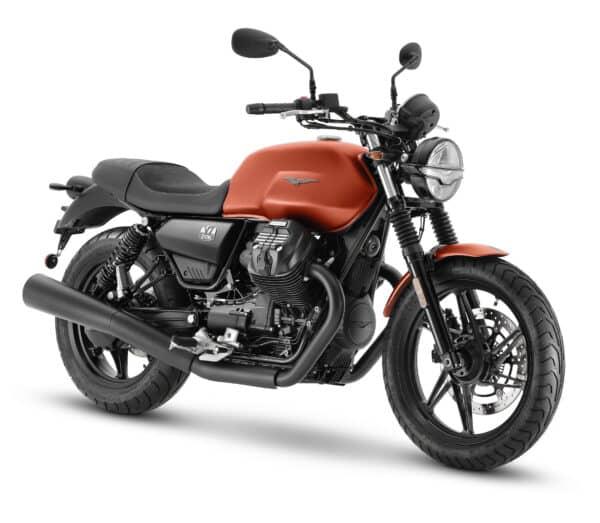 Moto Guzzi V7 850 Stone