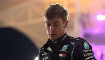Sakhir Grand Prix, George Russell
