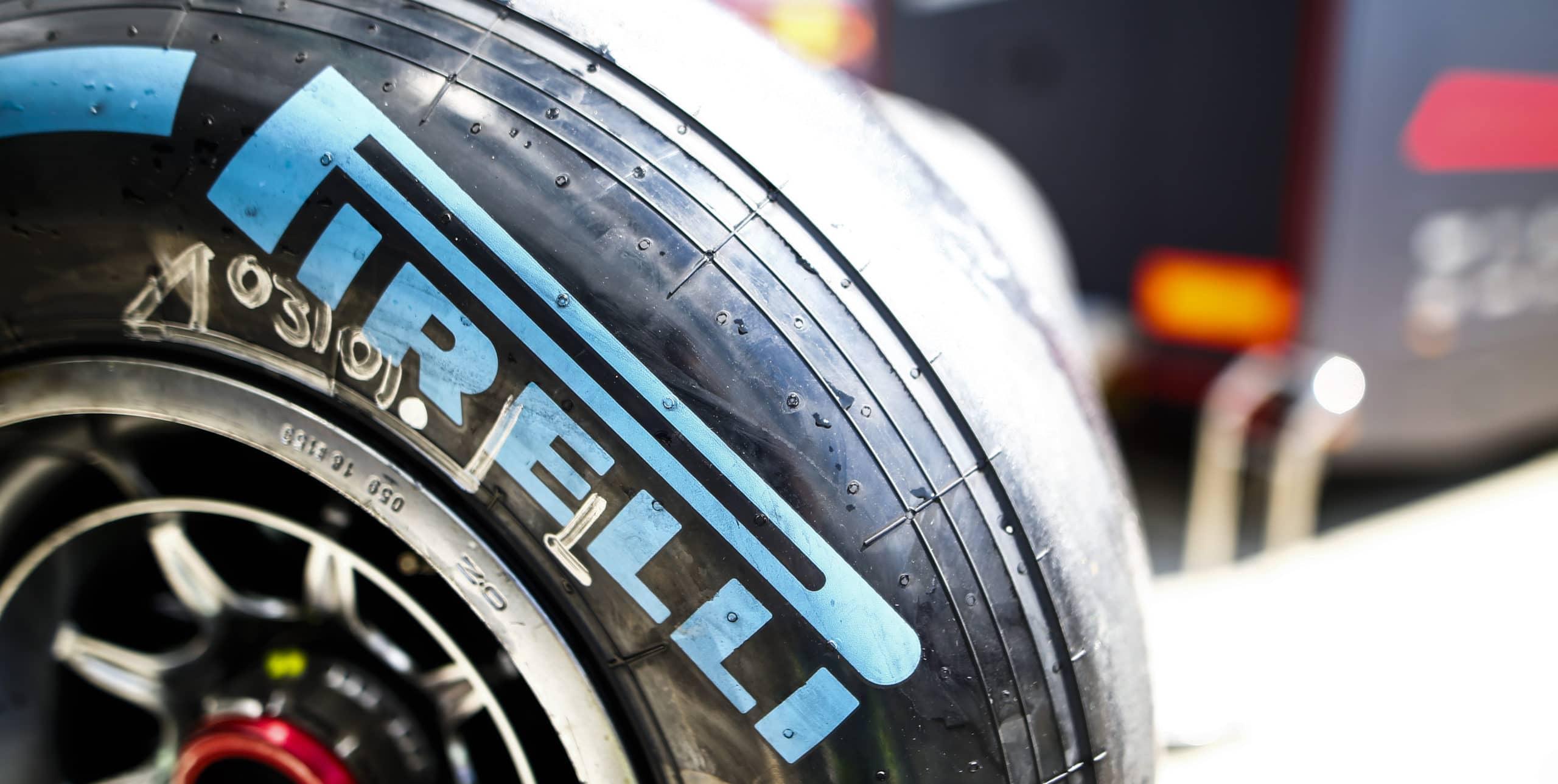 2018 British Grand Prix, gomma extra hard.