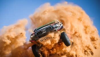 Nella Stage 7 della Dakar Al Rajhi vince e Peterhansel allunga. Acuto di Brabec tra le moto