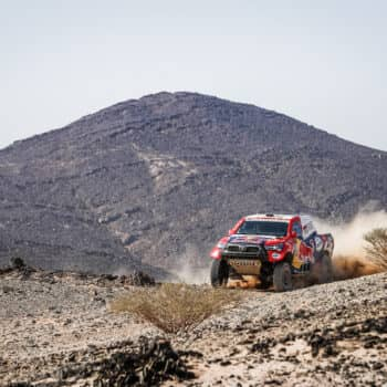 Nella Stage 4 Al-Attiyah vince ancora. Barreda trionfa, De Soultrait nuovo leader