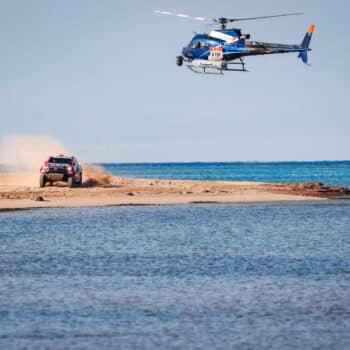 Al-Attiyah vince la Stage 11 della Dakar, Peterhansel amministra. Barreda resta a secco: è out!