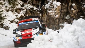 Il record imbattibile è battuto: Ogier l'ottavo Rally Montecarlo e supera Loeb