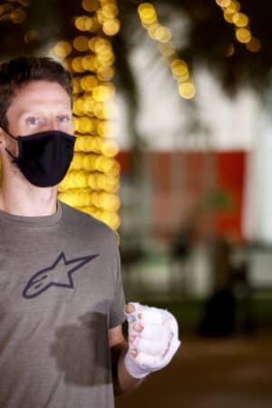 """Grosjean: """"In Indy, ma senza ovali. Lo faccio per i miei figli, è un mio limite dal Bahrain"""""""