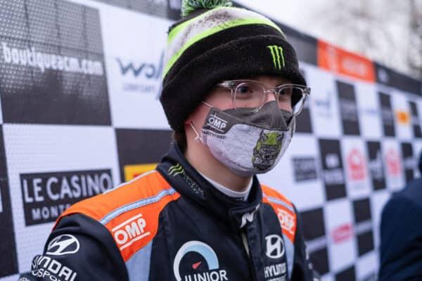 Esordio Mondiale per Oliver Solberg: sarà al volante di una Hyundai all'Arctic Rally Finland