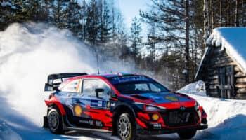 Tanak vince l'Arctic Rally Finland, Rovanpera secondo sale in testa al Mondiale!
