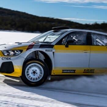 Ekstrom: in via di sviluppo una Audi Quattro da Rally per la classe Rally-2!