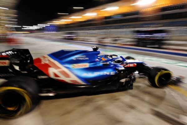 © Alpine F1 Team