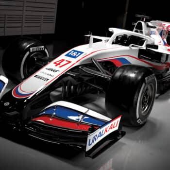 La Haas cambia pelle: ecco la livrea della VF-21 di Schumacher e Mazepin