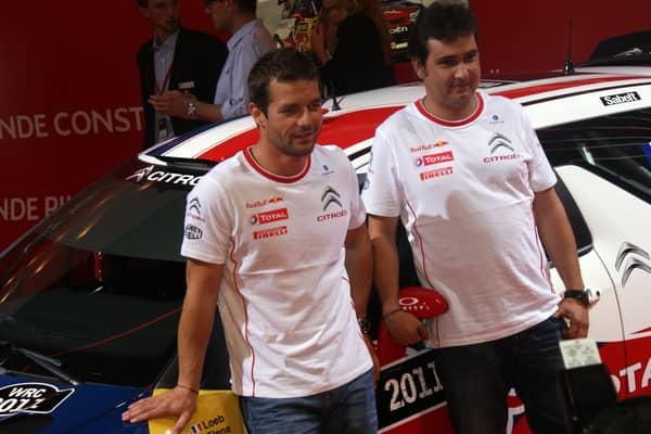 Divorzio Loeb - Elena: si spezza la coppia più vincente nella storia del Rally