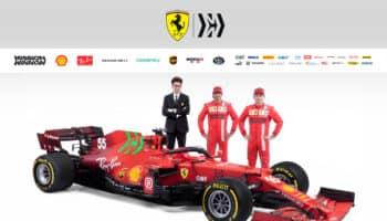 Ferrari SF21: cosa è cambiato rispetto alla Ferrari SF1000?
