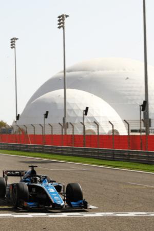 Formula 2, GP Bahrain 2021, Feature Race, Guanyu Zhou