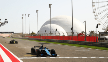 Formula 2, GP Bahrain 2021, Feature Race, Guanyu Zhou