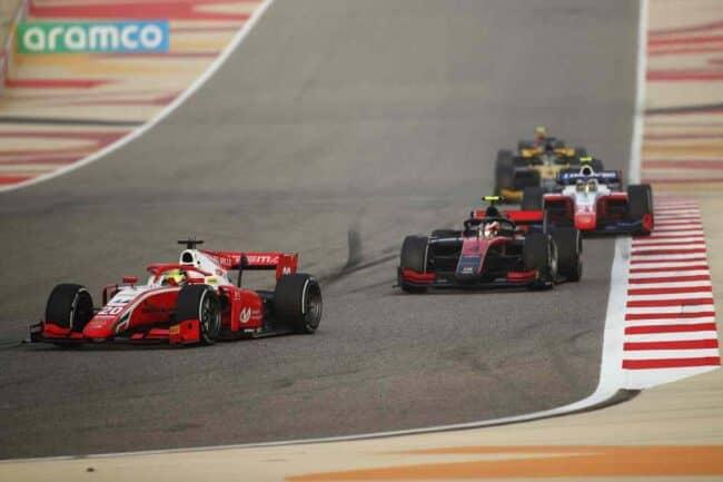 Formula 2, GP Bahrain 2020