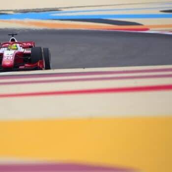 Formula 2, Mick Schumacher, Bahrain 2020