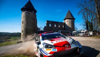 Finale pazzesco al Rally Croazia: Ogier vince per 6 decimi con la macchina danneggiata!