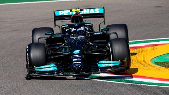 F1, GP Emilia Romagna 2021, Valtteri Bottas