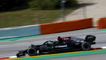 In Spagna Hamilton si prende la 100^ pole della sua carriera! 2° Verstappen, 4° Leclerc
