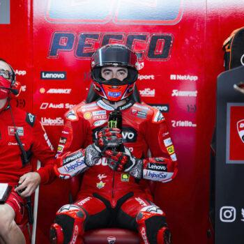 """Bagnaia: """"Se fosse morto un pilota di MotoGP probabilmente non avremmo corso"""""""