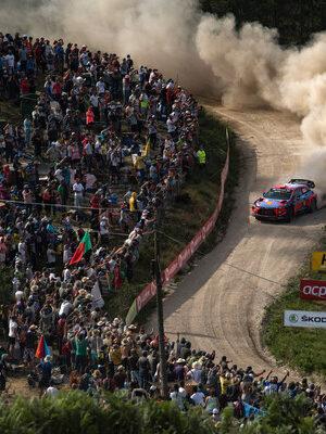 Finalmente è l'ora dello sterrato: il WRC si prepara al Rally di Portogallo