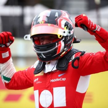 Formula 3 GP Francia 2021, Arthur Leclerc