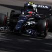 Pierre Gasly conquista le FP3 di Baku! 3° Hamilton con scia, poi le due Ferrari