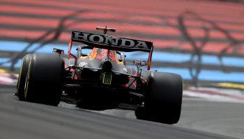 F1 Grand Prix of France – Qualifying