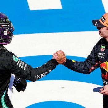 F1 GP Stiria 2021 Hamilton Verstappen