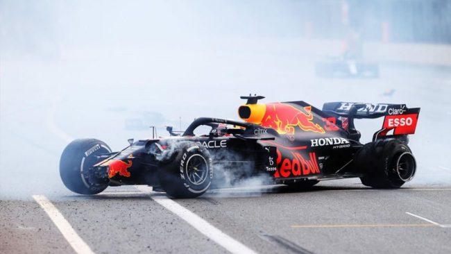 F1, Verstappen GP Baku 2021
