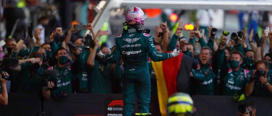 @Aston Martin F1 Team