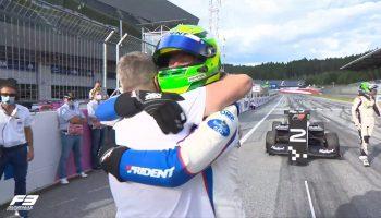 Formula 3 Austria 2021 David Schumacher