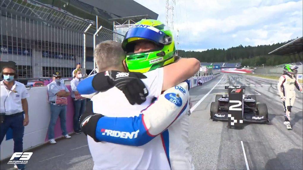 David e Ralf Schumacher