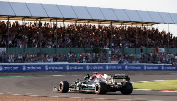 F1 GP Inghilterra 2021 qualifiche Lewis Hamilton