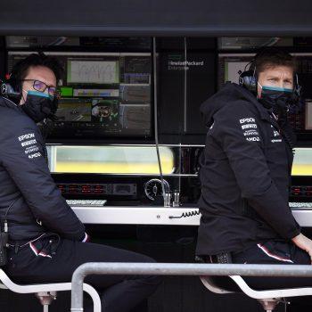"""Mercedes sarebbe """"ingenua"""" se pensasse di replicare in Ungheria il weekend inglese, dice Shovlin"""