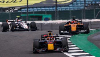 Formula 2 Silverstone GP Inghilterra 2019