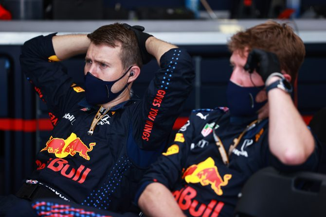 Mark Thompson/Getty Images // Red Bull Content Pool