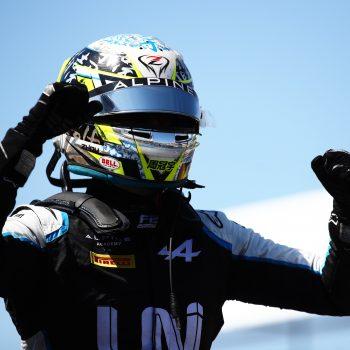 formula 2 silverstone 2021 zhou